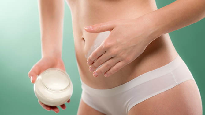 Stretch Mark Creams