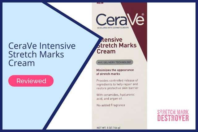 CeraVe Intensive Stretch Marks Cream Review | Is it Good?