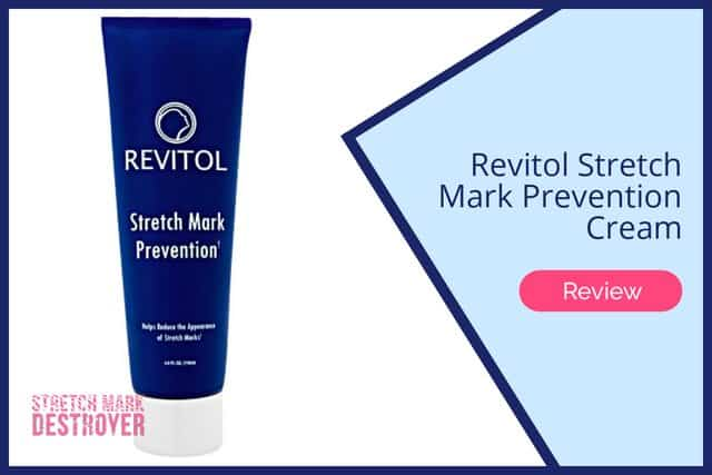 Revitol Stretch Mark Prevention Cream