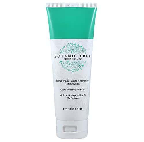 Tube of Botanic Tree stretch mark cream