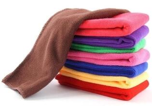 soft fabric for exfoliation